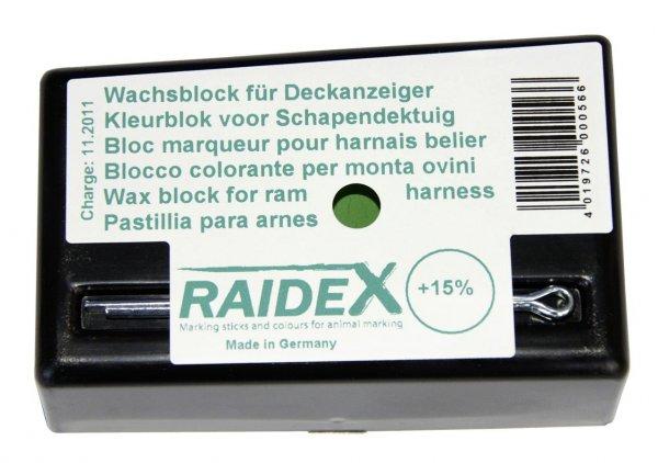 Kerbl Kreide grün, original Raidex