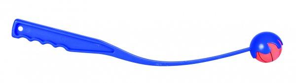 Trixie Ballschleuder mit Ball, 50 cm, 5,5 cm