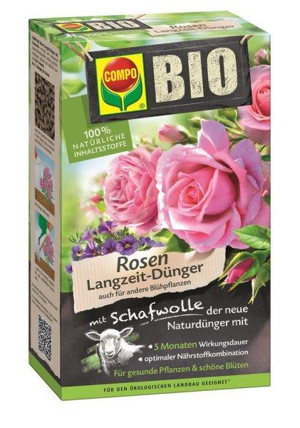Compo Bio Rosen Langzeitdünger, 750 g