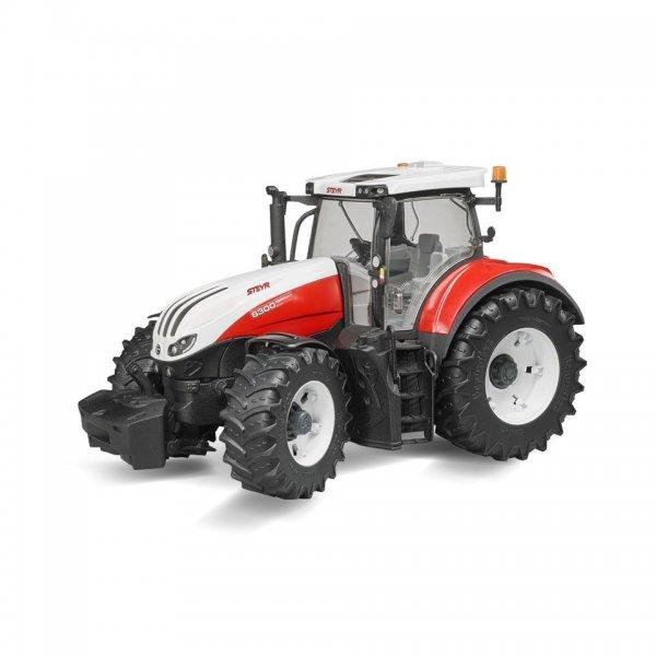 Bruder Steyr Traktor 6300 Terrus CVT