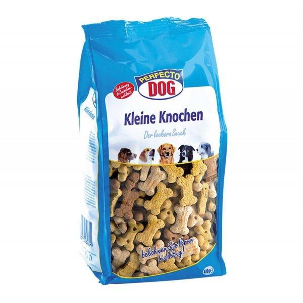 Perfecto Hundekekse Kleine Knochen, 400 g