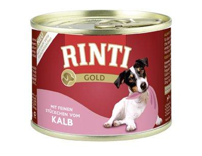 Rinti Gold Kalbstücke, 185 g