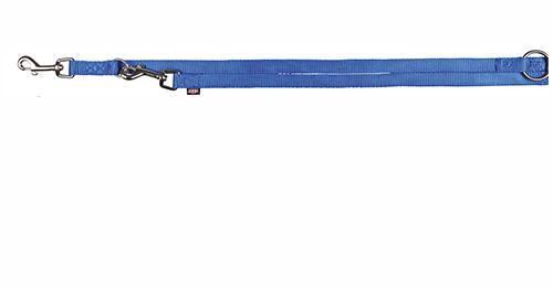 Trixie Premium V-Leine, Größe XS, 2 m, 10 mm, blau
