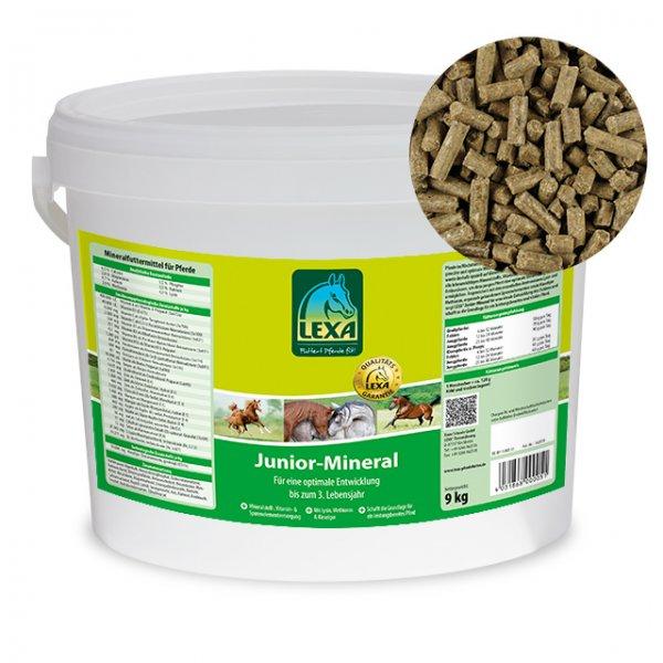 Lexa Junior-Mineral, 4,5 kg