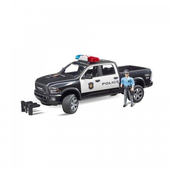 Bruder RAM 2500 Polizei Pickup
