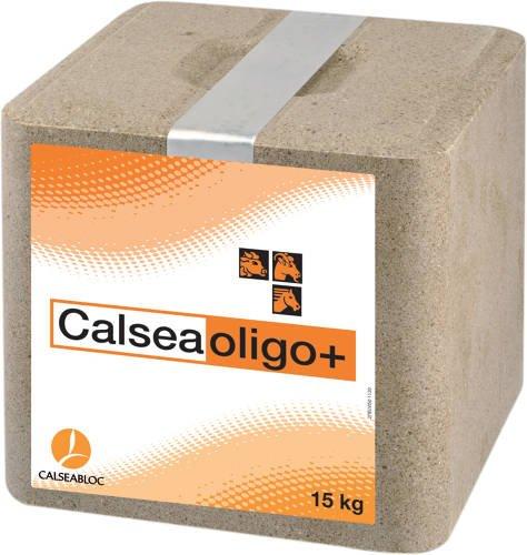 Timac Calsea-Oligo Leckstein für Rinder, 15 kg