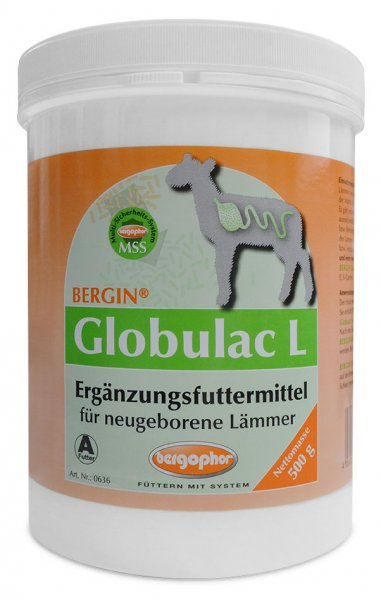 Bergophor Bergin® Globulac L, 500 g