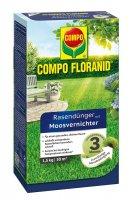 Compo Floranid Rasendünger mit Moosvernichter, 1,5 kg