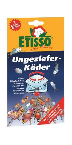 Etisso Ungeziefer-Köderbox, 2 St.