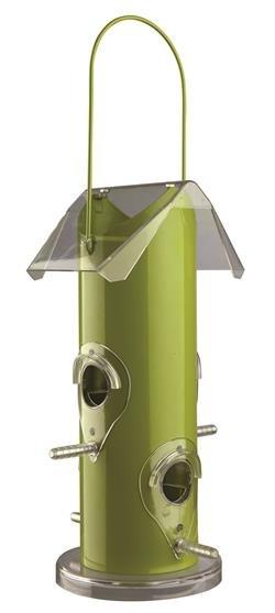 Trixie Futterspender, 14x 25x 14 cm, grün