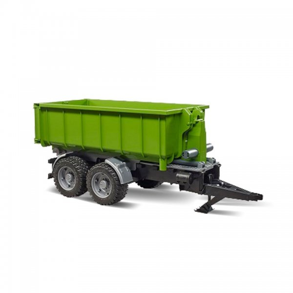 Bruder Hakenlift-Anhänger für Traktoren