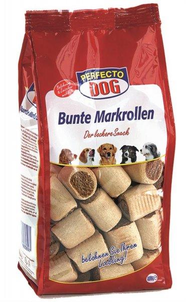 Perfecto Hundekekse Markrollen, 400 g