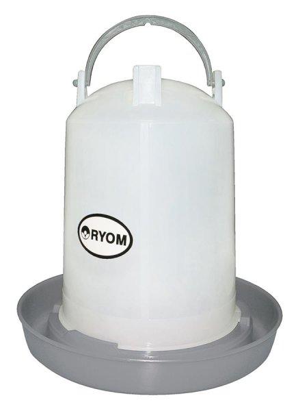Ryom Geflügel Zylindertränke, 3 l