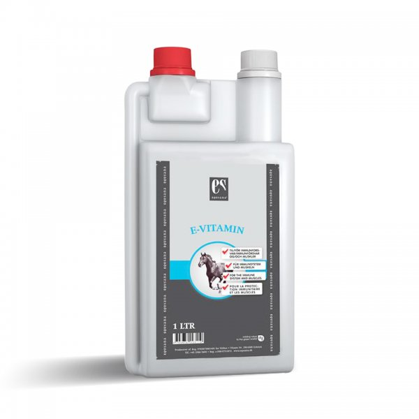 Equsana E-Vit Vitaminkonzentrat für Pferde, 1 l