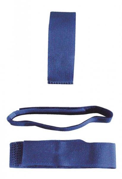 Ryom Fesselband mit Klettverschluss blau, 10 St.
