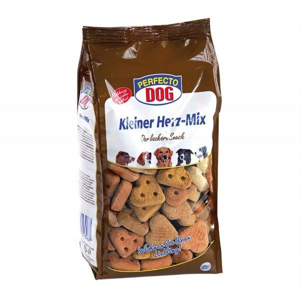 Perfecto Hundekekse Herz Mix, 400 g