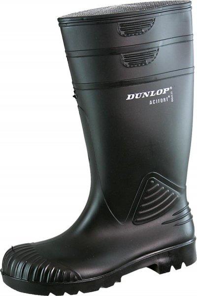 Dunlop Acifort S5, schwarz