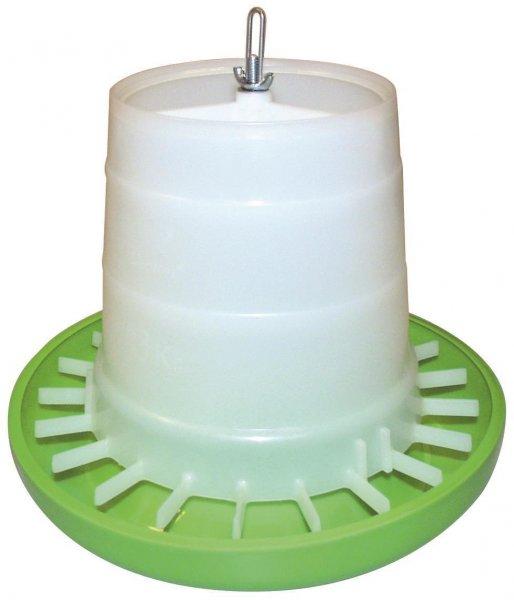 Ryom Geflügel Futterturm ohne Deckel, 3 kg