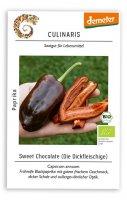 Culinaris Paprika Sweet Chocolate, 20 Korn
