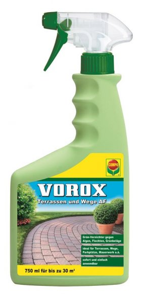 Compo Vorox Terrassen und Wege AF, 750 ml