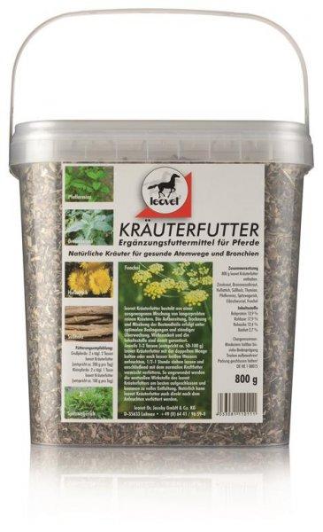 Leovet Kräuterfutter für Pferde, 800 g