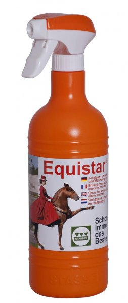 Equistar Originalflasche mit Sprühkopf, für Pferde, 750 ml