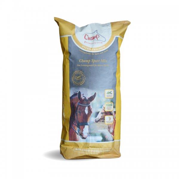 Champ Sport Mix für Pferde, 20 kg