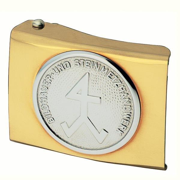FHB Koppelschloß Steinmetz Arved, gold