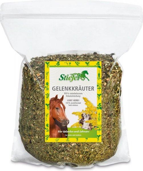 Stiefel Gelenkkräuter für Pferde, 1 kg