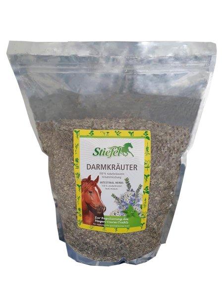 Stiefel Darmkräuter für Pferde, 1 kg