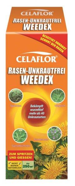Celaflor Rasen-Unkrautfrei Weedex, 250 ml