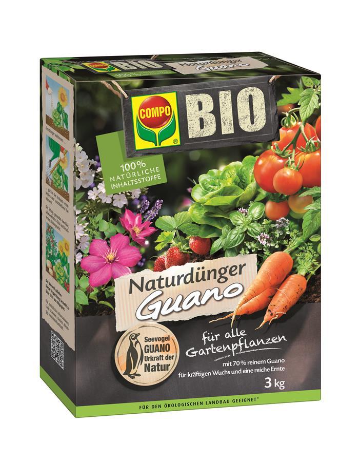 Guano Dünger Kaufen : compo bio naturd nger guano 3 kg ~ Watch28wear.com Haus und Dekorationen