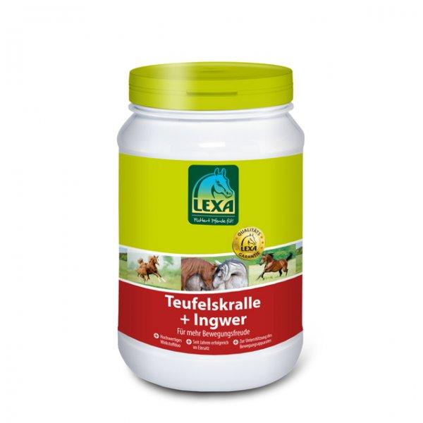 Lexa Teufelskralle+Ingwer (pell.), 1 kg