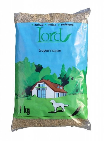 Lord Superrasen, 1 kg