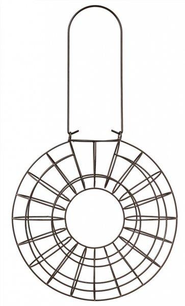 Trixie Meisenknödelhalter, 24x 8 cm, schwarz