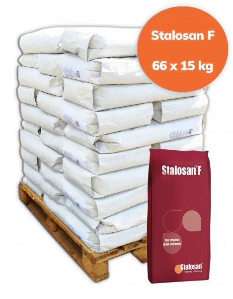 Palette Stalosan F Stallhygiene gegen Bakterien, Viren und Pilze 900 kg, 66x 15 kg