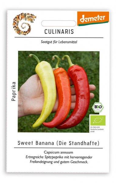 Culinaris Paprika Sweet Banana, 20 Korn