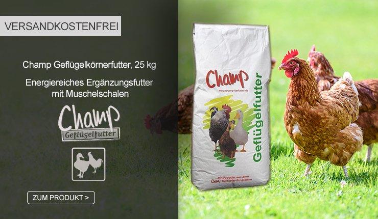 Champ Geflügelkörnerfutter