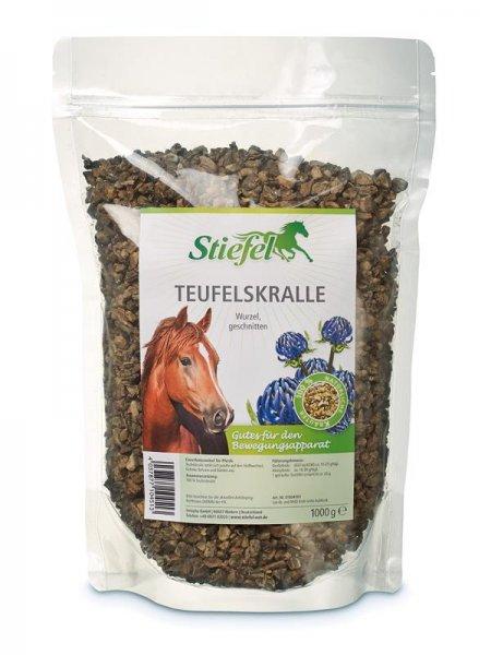 Stiefel Teufelskralle geschnitten für Pferde, 1 kg