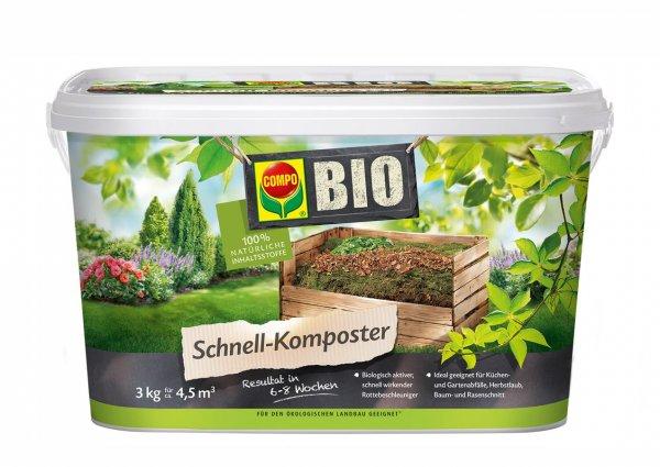 Compo Bio Schnellkomposter 3 kg