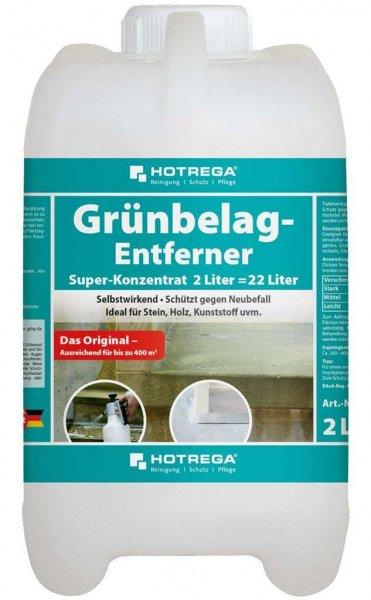 Hotrega Grünbelag-Entferner, 2 l