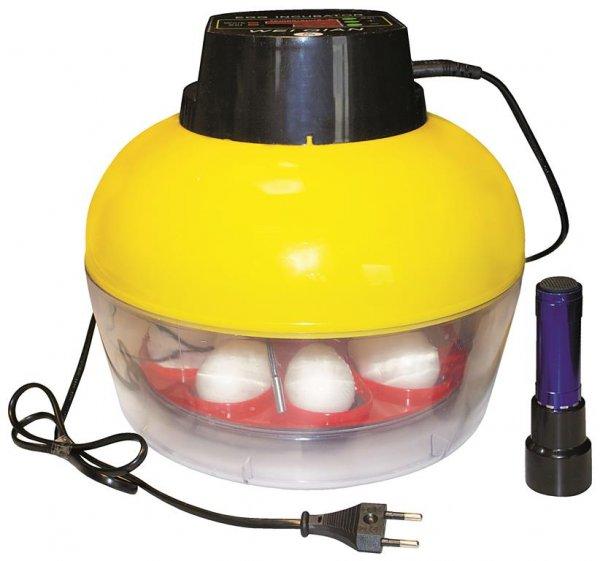 Ryom Brutmaschine mit Selbstdreher für 8 Eier