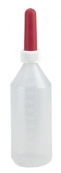 Kerbl Milchflasche, komplett montiert, 1 l