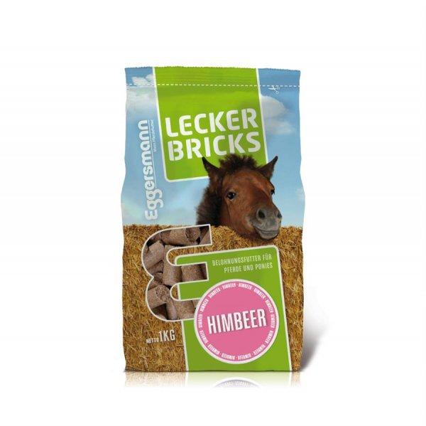 Eggersmann Lecker Bricks Himbeer, 1 kg