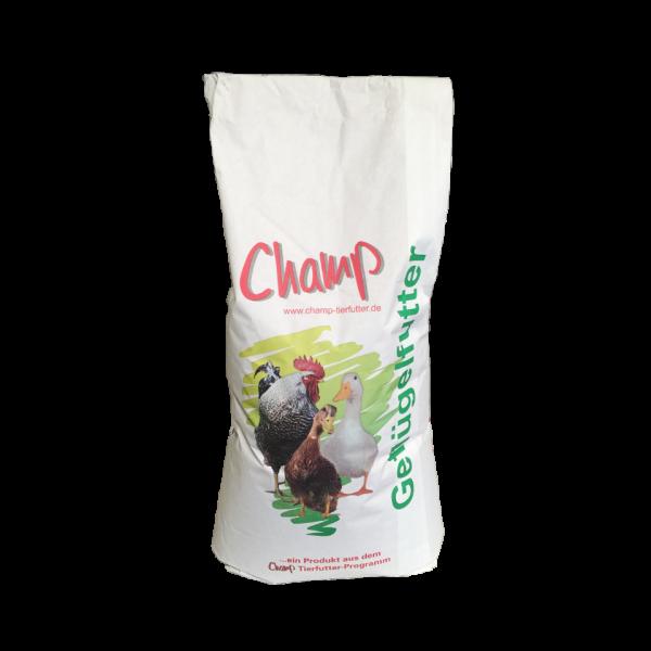Champ Legehennen Alleinfutter gepresst, GVO-frei, 25 Kg