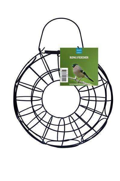 GardenLife Ring Feeder für Meisenknödel, 22x 7x 22 cm