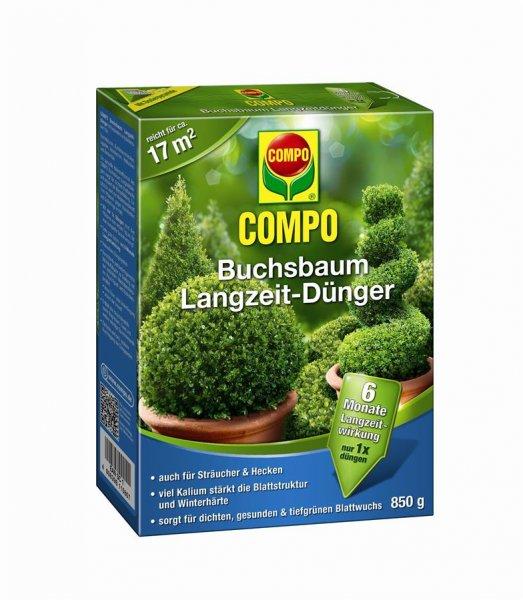 Compo Buchsbaum Langzeit-Dünger, 850 g