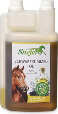 Stiefel Schwarzkümmelöl, 1 ltr