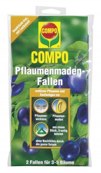 Compo Pflaumenmaden-Fallen, 2 St.