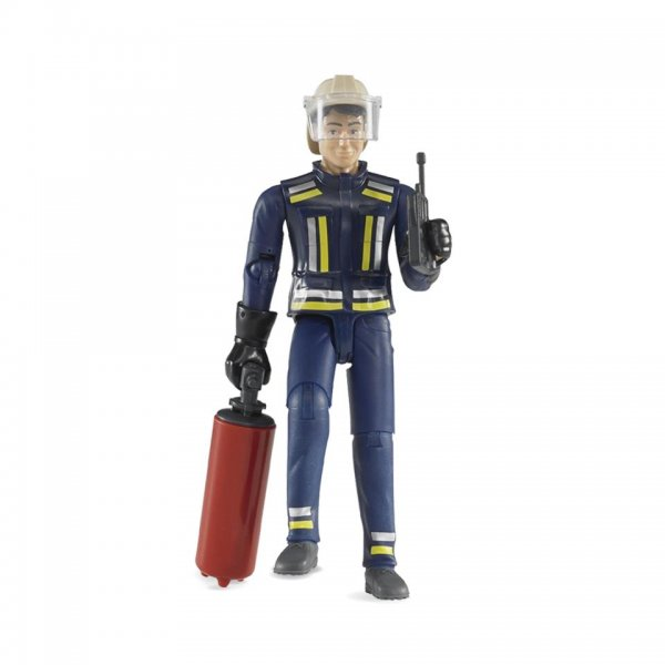 Bruder Feuerwehrmann